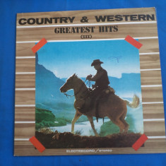 Muzica Country electrecord AND WESTERN /3, VINIL