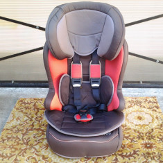 Nania / scaun auto copii 1-2-3 (9-36 kg), 1-2-3 (9-36 kg), In sensul directiei de mers