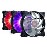 Ventilator pentru carcasa Cooler Master MasterFan Pro 120 AB RGB Pack, Cooler Master