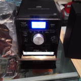 Combina muzicala sistem audio cu cd, mp3, usb, radio si caseta, noua - Combina audio Majestic