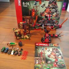 """Lego Ninjago 70626 """"Zorii Destinului De Fier"""""""