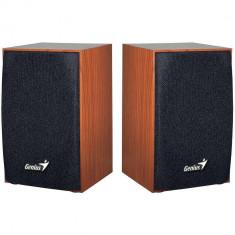 Sistem audio 2.0 Genius SP HF160 4W Cherry