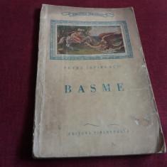 PETRE ISPIRESCU - BASME  1952
