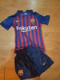 Echipament copii 4-16 ani FC BARCELONA,10 MESSI,MODEL NOU 2018-2019, YL, YS, YXL, YXS, YXXL, Set echipament fotbal