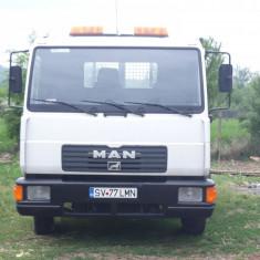 MAN - Camion
