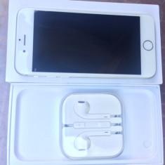 iPhone 6 Apple alb, Argintiu, 64GB, Neblocat
