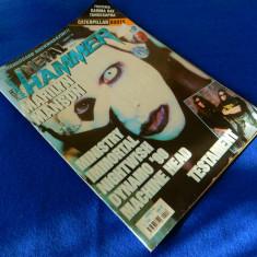Metal Hammer Hungarica 1999/7-8 (Testament, Immortal, Nightwish, Machine Head)
