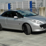 Peugeot 307 CC JBL / 140CP, Benzina, Cabrio