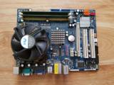 Vand KIT 775 Asrock G31M-GS C2D E6550 cooler 2GB ram la 100lei, Pentru INTEL, LGA775, DDR2