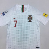 TRICOU PORTUGALIA,7 RONALDO,MODEL WORLD CUP 2018, L, XL, XS, Din imagine, Nationala