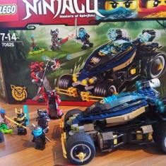 "LEGO NINJAGO 70625 "" Vehicolul Samurai VXL"""