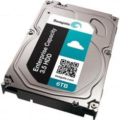 HDD Server Exos 7E8 512E, 3.5' / 6TB / 256m/ SATA 6Gb/s/ 7200rpm, Seagate