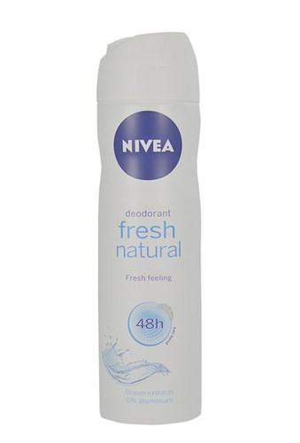 Antiperspirant Nivea Fresh Natural Dama 150ML