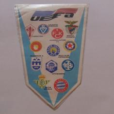 Fanion fotbal - Universitatea Craiova in Cupele Europene