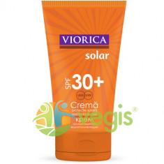 Crema pentru Protectie Solara SPF30+ Rezistenta la Apa 150ml