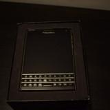 BlackBerry Passport, Negru, Neblocat