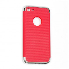 Husa Silicon, 3in1 Case, Rosu, iPhone 7/8