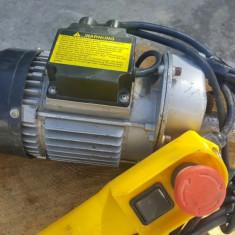 Motor electric cu telecomanda