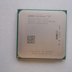 Procesor Quad Core AMD Athlon II X4 630 2, 8 GHz soket AM2+/AM3. - Procesor PC AMD, Numar nuclee: 4, 2.5-3.0 GHz