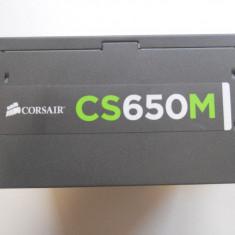 Sursa PC Corsair CS Series Modulara CS650M, 650W., 650 Watt