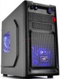 Carcasa Deepcool SMARTER LED (Neagra)