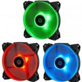 Ventilatoare ID-Cooling SF-12025-RGB3, 120mm, 3 ventilatoare (LED RGB) - Ventilator