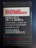 Monahul De La Rohia Raspunde La 365 De Intrebari Incomode Adr - Nicolae Steinhardt ,542179