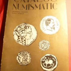 G.Craciun si E.Petrisor - Catalog Numismatic -1970 Muzeul Istorie al Moldovei