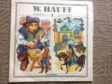 Wilhelm hauff inima rece califul barza disc vinyl lp basme povesti pentru copii, VINIL, electrecord