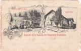 HOTEL HEBE,SANGEORZUL NASAUDULUI,CIRCULATA 1903,ROMANIA., Fotografie, Bistrita