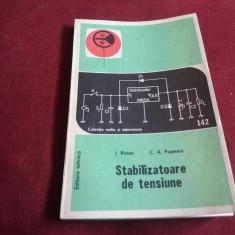 I RISTEA - STABILIZATOARE DE TENSIUNE
