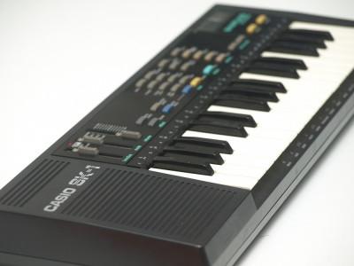 Casio SK-1 Sampling Keyboard - Stare foarte buna! foto