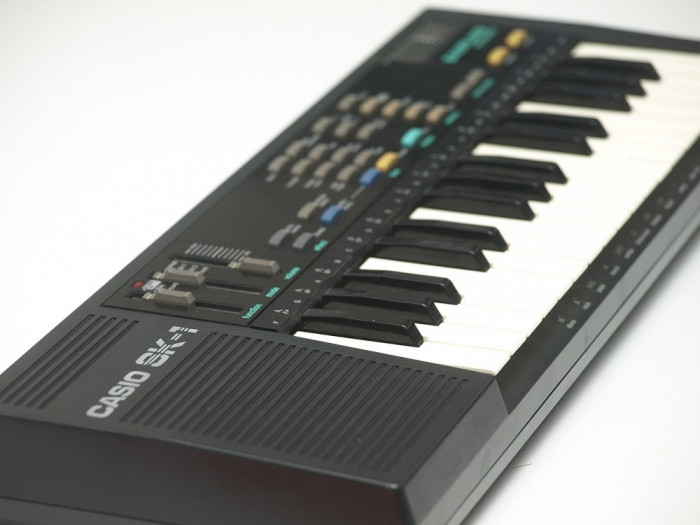 Casio SK-1 Sampling Keyboard - Stare foarte buna!