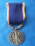 MEDALIA AVANTUL TARII 1913 /C PE MUCHIE