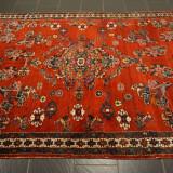 Covor persan semi- antic, 305x180cm, manual, lana, Sarouk Lilian
