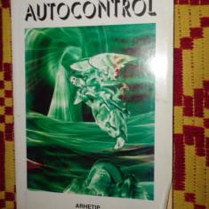 Autocontrol 175pagini- Dan Seracu