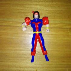 Figurina retro Marvel X-men xforce Warpath 1992 toy biz Bullyland