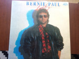 bernie paul lucky album disc vinyl lp muzica pop rock supraphon records 1987