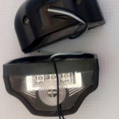 Lampa numar inmatriculare cu LED-uri