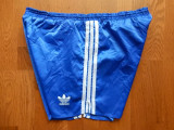 Pantaloni scurti vintage Adidas. Marime L, vezi dimensiuni; impecabili, ca noi