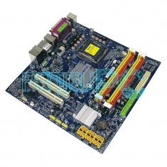 Placa de Baza Intel GIGABYTE Socket LGA775 DDR2 SATAII PCI-Ex m-ATX GARANTIE 1 AN !!!, Pentru INTEL, MicroATX