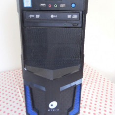 UNITATE DESCOP PC Procesor AMD Fara monitor - Sisteme desktop fara monitor Gigabyte, AMD Athlon, 4 GB, 200-499 GB, Windows 7