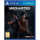 Uncharted The Lost Legacy PS4, Actiune
