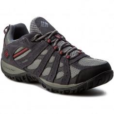 Pantofi Redmond Waterproof - Pantofi barbat Columbia, Marime: 40, 41, 42, 43, 44, 45, Culoare: Gri