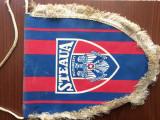 Fanion fc steaua bucuresti echipa fotbal fan sport de colectie hobby