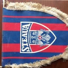 Fanion steaua bucuresti fotbal fan sport de colectie hobby