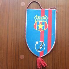 Fanion steaua bucuresti fotbal fan sport hobby de colectie