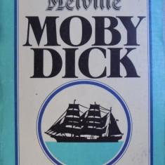 MOBY DICK de HERMAN MELVILLE, 1993.