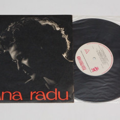 "Ioana Radu - Romante - disc vinil 10"" ( vinyl , EP , disc mediu ), electrecord"