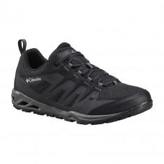 Pantofi Columbia Vapor Vent - Pantofi barbat Columbia, Marime: 40, 45, Culoare: Negru